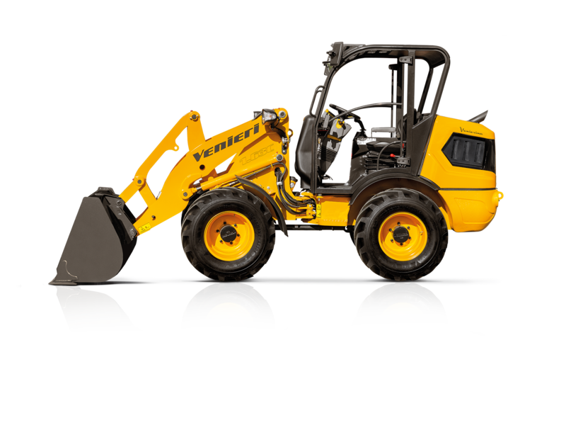 VF1.63C Wheel Loader
