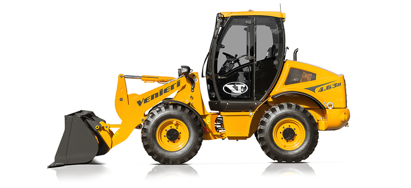 VF4.63H Wheel Loader